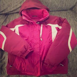 LL bean ski jacket